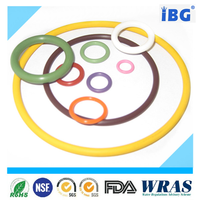 China High Performance Colored FDA Rubber