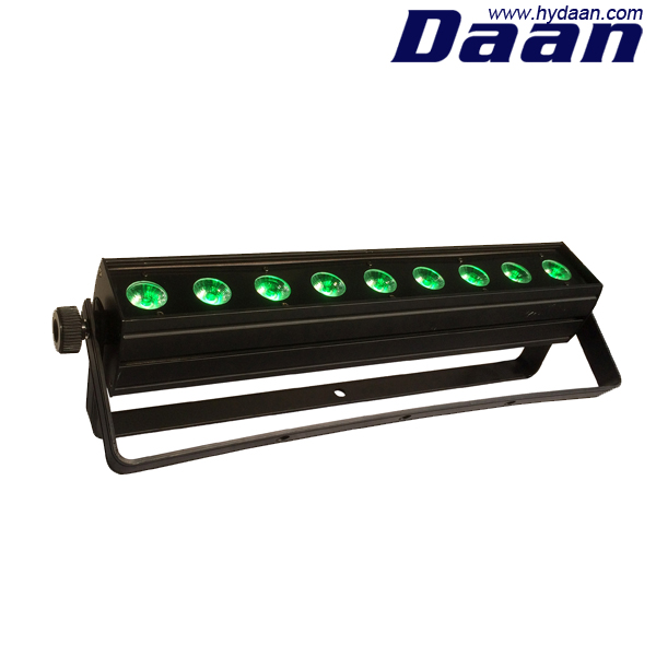 RGBAW UV LED Wash Bar