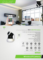 Home Surveillance IP Camera Wifi Wireless Vedio System Internet Webcam IR Net Lan IP Camera