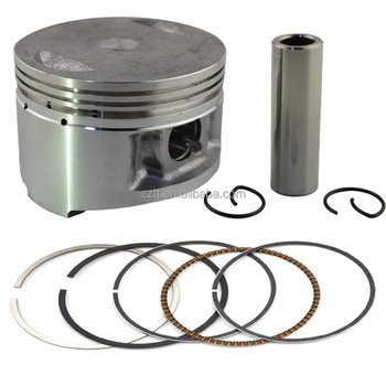 Motorcycle Piston Ring Kit Replaced for Yamaha XT225 Engine Piston