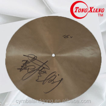 handmade special effect ride cymbal 16 ride