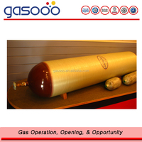 ECE R110 100L Composite Gas Cylinder Price For Low