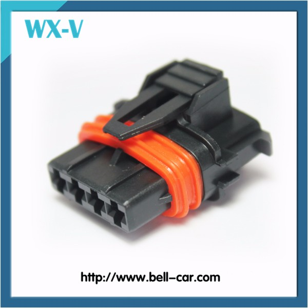 4 Pin Way Sealed Delphi Equivalent Automotive Car Vehicle Female Connector Harness Plug In Stock 12162144