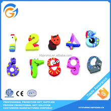 Funny Animal Shape Arabic Numbers Eraser 0 to 9
