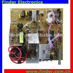 "CRT tv mainboard Philips Solution TV Chassis / TV Kit for the PCB Size 247x247mm, 25""-29"" inch"
