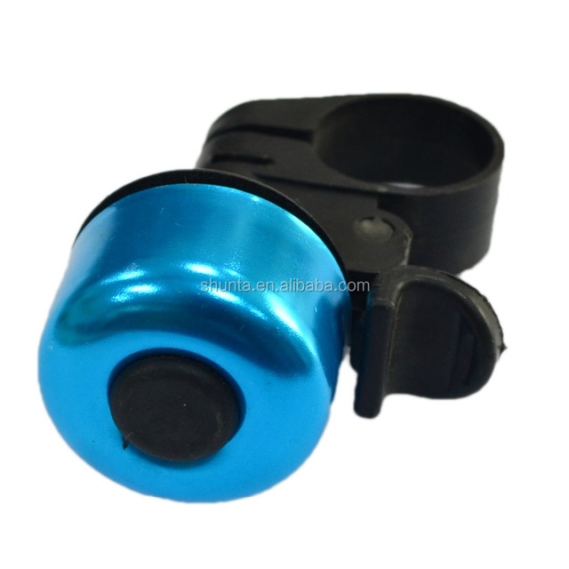 high quality wholesale price durable red mini aluminum alloy bicycle bells bicycle parts