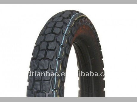300-18 Off-road pattern motorcycle tire