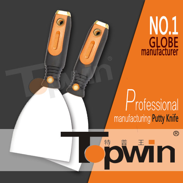 2017 Marshalltown quality drywall civil construction tools stainless steel putty knife