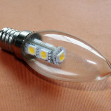 Trafic light bulb for hiway led light