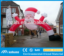 Christmas Decoration Inflatable Santa Claus Arch/Christmas Arch