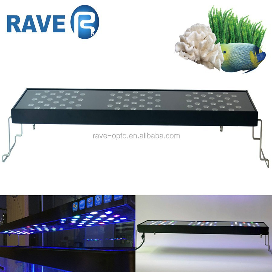 fresh water 36inch 90cm S200 led aquarium light for plants