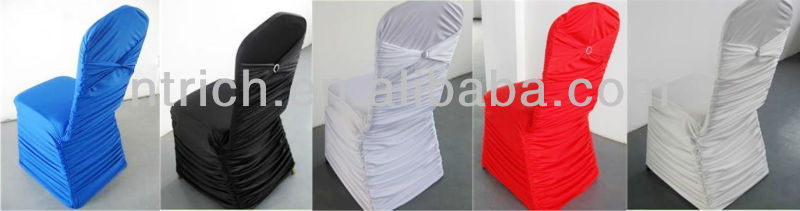 chair covers spandex,spandex chair and table covers,wedding sash buckle