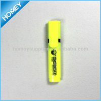non toxic highlighting fluorescent marker for promotion
