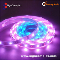 flexible ip65 RGBWY 200mp 3m tape smd 5630 led strip lighting