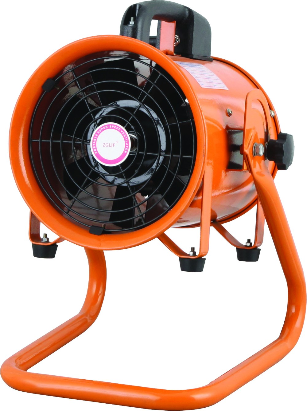 Portable Exhaust Fans : Portable smoke exhaust fan sewer blower view v