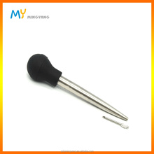 stainless steel dropper pipette TPR rubber bulb utensils cooking tools