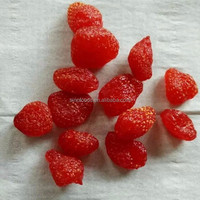 China factory wholesale health snack food for strewberry food