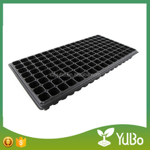 plastic seed starting tray & flats