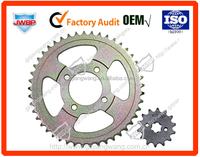 Strong motorcycle chain sprocket for C70-420-41T-14T