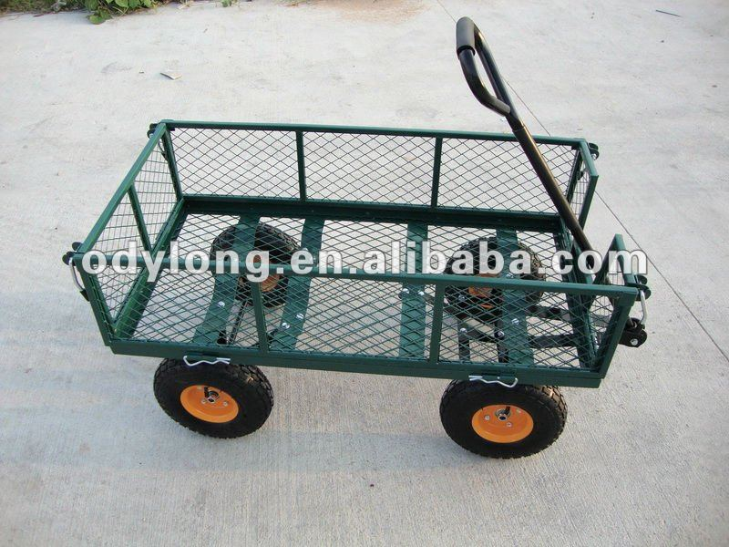Top sell fashion garden cart,gardening tools cars,wagon car TC4211