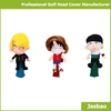 Cute Golf Club Head Cover With Popular Cartoon Character