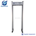 Professional metal detectors walk through gate with high sensitivity manufacturing company supplier MD-600A