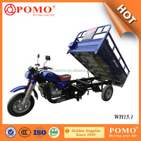 2016 Chinese Popular Good Quality Strong Motorized Family Use 150CC Cargo Triciclo Electrico