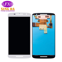 mobile phones spare parts lcd screen replacement for Motorola Moto X play
