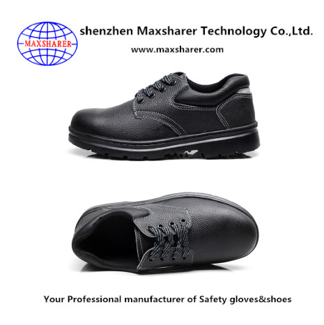 Maxsharer factory price safety men shoes safety shoes price in india
