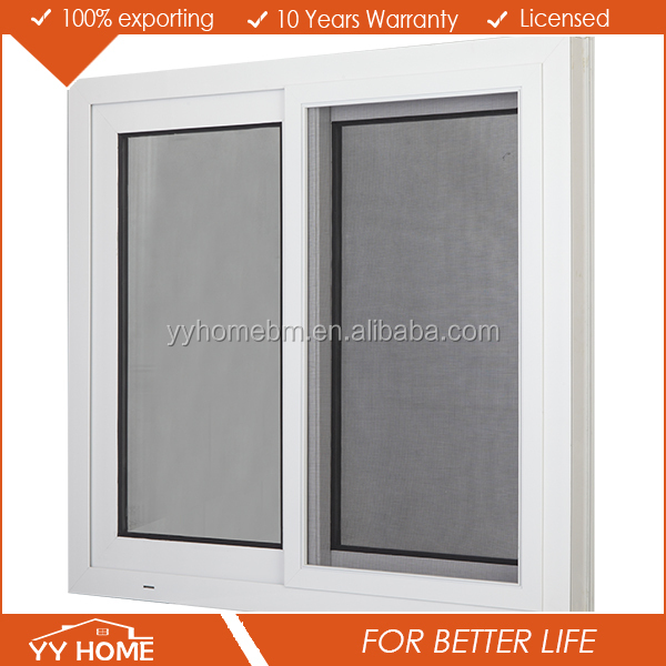 YY HomeAustralia AS2047 standard commercial system double glazing sliding alu windows