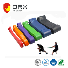 Gym Resistance Band / Yoga Stretch Band / Body Fitness Exercise Band