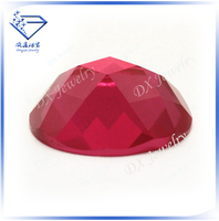 rough rubies /ruby corundum synthetic/ lab created gemstones for sale