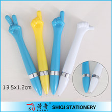 finger pen expression flexible ball-point pen hand gestures pen
