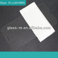 0.15mm tempered glass film,japan blue film,china sexy blue film for Samsung Galaxy S5