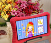 "Newest popular hot sale kids 7 inch tablet case, silicone 7"" universal tablet case, kid proof silicone kids 7 inch tablet case"