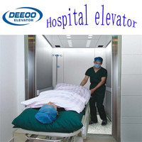 CE certificate best smooth speed hospital bed handicapped lift