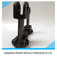 drag chain conveyor system for car assembly