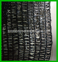 Black Flat silk sun shade net for zoo