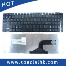 Brand new Laptop Keyboard for ASUS G60 K52 A53 series US layout