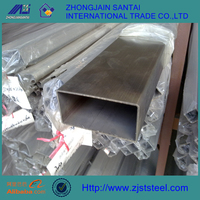 structural steel rectangular seamless stainless steel pipe