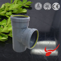 factory price hot sale in europe and africa new product upvc pipe fitting china supplier