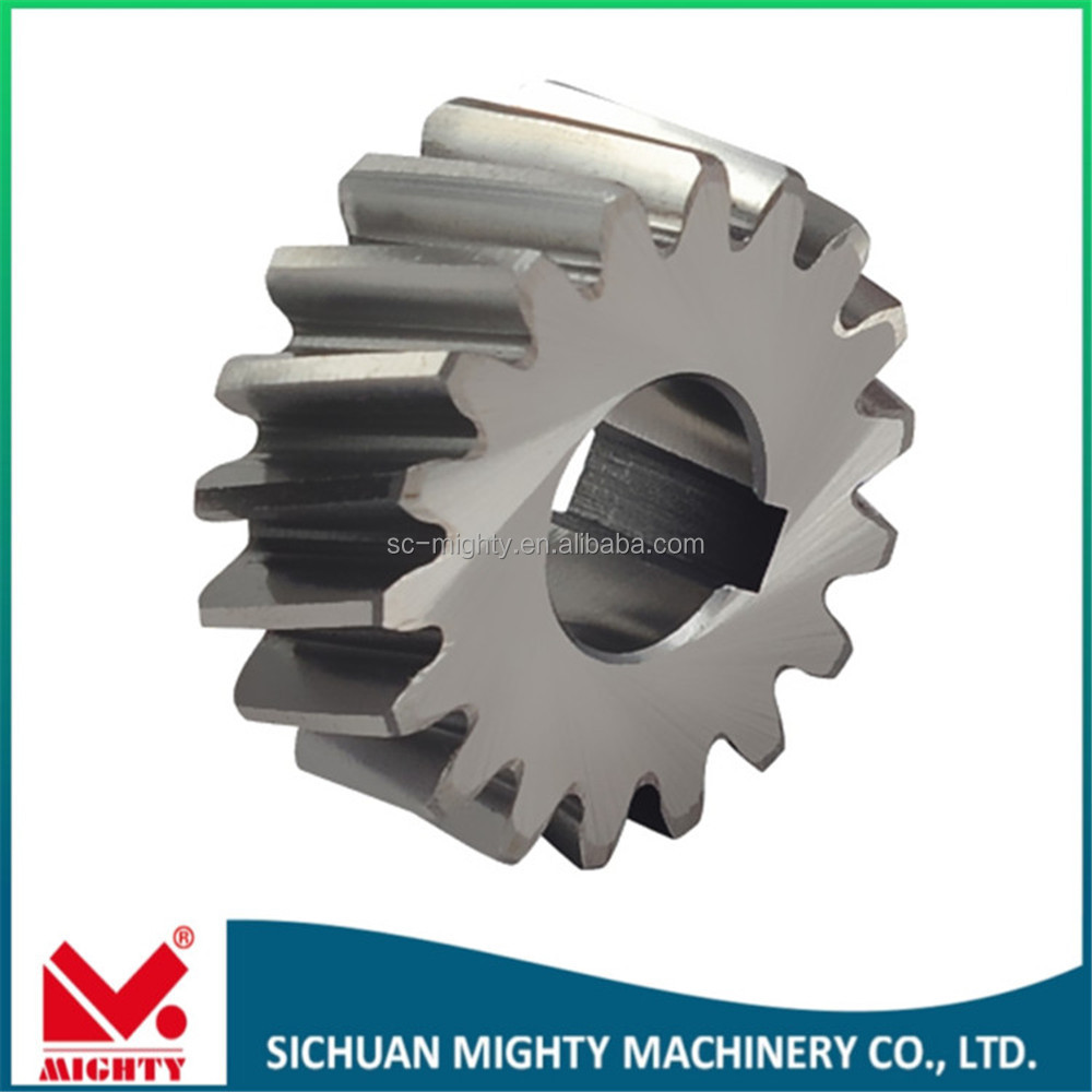 Cutting Gearing Helical Gear Wheel