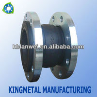 flanged ends rubber expansion joint shijiazhuang
