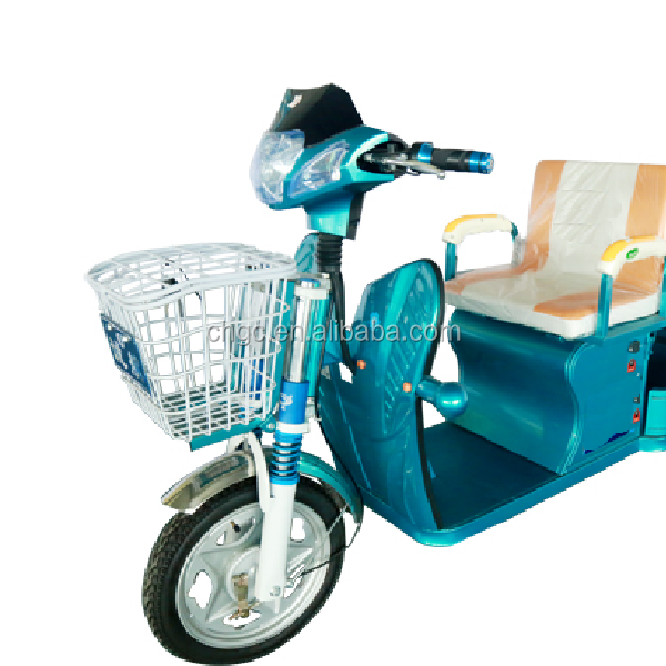 Road bike Electric tricycle for adult electric rickshaw China