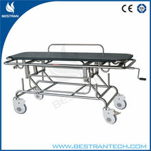 BT-TR014 Best Sale stainless steel medical collapsible stretcher