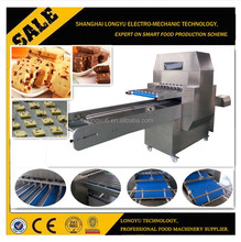 Best Design Frozen Cookies Slicing Processing Machine with Automatic Tray-arranging