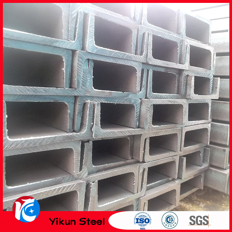 Hot selling Galvanized C Profile shaped steel channel price
