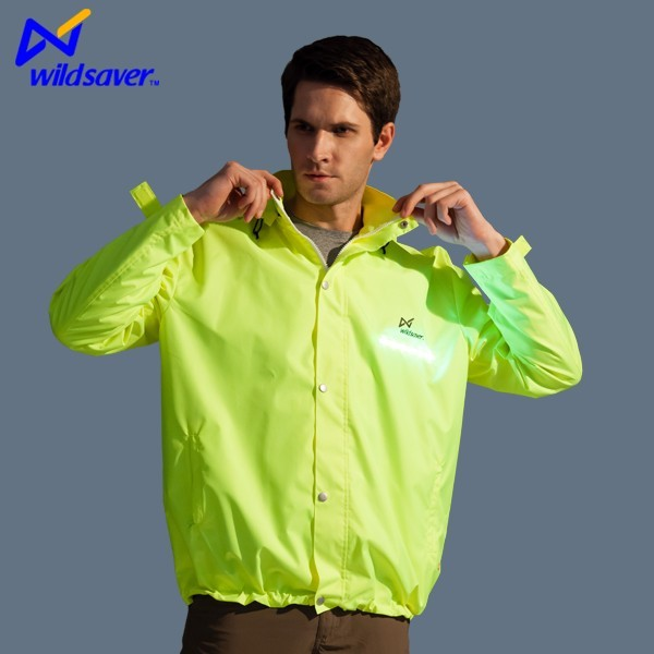 New type LED specialized cycling clothing with Low MOQ