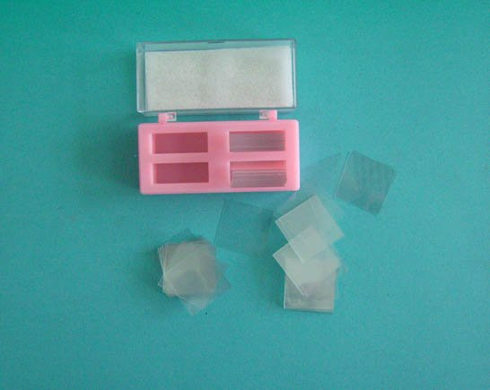 laboratory supplies cover glass