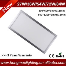 600*1200, 54W indoor advertisement led panel